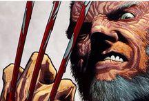 Wolverine / Marvel Character  X Man  / by John Munroe
