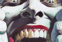 The Joker / The most recognized villain of all time. The clown prince of crime. / by John Munroe