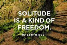 zen & solitude