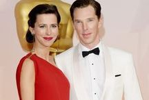 Best Dressed Celebrity Couples / Here's our pick of some of the most stylish celebrity couples around...