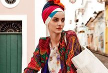 Carioca style / Fashion outfits