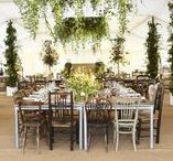 Greenery Wedding Ideas / Inspired by Pantone's 'colour of the year 2017' Greenery, We love the 'foliage green' look that is emerging for Weddings. Here are some of our best loved images.
