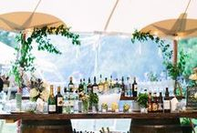 Wedding and Party Bar Ideas
