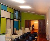 interior design / idee per la colorazione delle pareti
