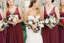 Autumn and Winter Wedding Ideas