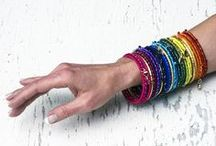 Jewelry Making & Jewelry DIY / We love jewelry projects! Many of these DIY jewelry crafts have appeared in Craft Ideas magazine, Woman's World Magazine, and on Curious.com!
