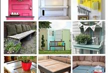 Muebles Reciclados / by Maria Isabel Gomez Cañadas