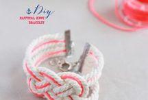 D.I.Y. bracelets