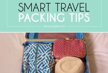 Travel / Packing tips and advice for travel, wether it be by air or by car