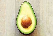 Just Avocado / Simple. Beautiful. Delicious. A board just for avocado in simple form.