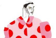 Mode Illustratie/Fotogravie/Collage / Modeillustraties, ModeFotogravie, ModeCollages....