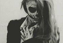 Halloween Decor & Makeup