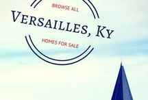 ★Vivacious Versailles★ / The best of the best in Versailles, KY.    See all homes for sale in Versailles, KY:  http://www.rhr.com/Versailles-homes-for-sale-Kentucky.aspx