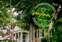 ★Gorgeous Georgetown★ / Gear up for a great time!  Georgetown welcomes you to our friendly town and invites you to a myriad of fun events and places!  Just a quick trip down the road is Lexington, KY with even more entertainment, dining, shops, and events.  Browse homes for sale in Georgetown, KY:  http://www.rhr.com/Georgetown-homes-for-sale-Kentucky.aspx