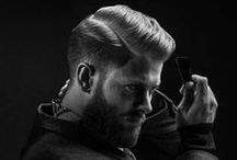 For Men / Call today to make an appointment with our men's style specialists! We also offer old fashioned barber shaves.