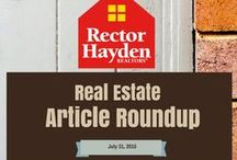 Agent Resources / All sorts of great articles, graphics, etc on being the best we can be!  << Rector Hayden - Simply the best! >>
