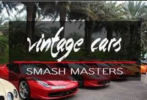 Vintage Cars.... / Vintage cars that make you want to go back in time...