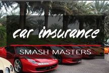 Car Insurance / Whether you like it or not, if you value your car, you gotta insure it...