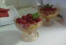 I dolci di Laura - Les gâteaux de Laura / I dessert che potete gustare alla nostra tavola.  Les desserts que vous pouvez déguster à notre table.