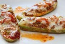 Sebze ve Baklagiller / Zeytinyağlılar, Tencere yemekleri, Salatalar