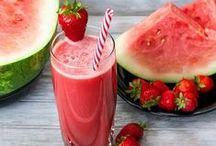 Taze Meyveli Tarifler & İçecekler