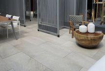 Balcony outdoor courtyard foyer