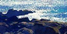 Sea, waves and ships / Sea