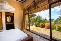 Villa Tatu - Milele Villas Zanzibar / Our private villas Lisa & Tatu in Fukuchani/ Kendwa. Lovingly furnished and far off the beaten track...