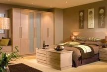 Beautiful Bedrooms / A selection of homes with beautiful bedrooms on Ezylet.com