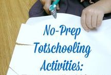 Preschooler Activities / Preschool lessons and ideas for learning at home.