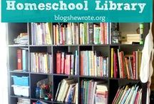 Household Management / Organizing educational stuff and managing the household chores can help improve your homeschool.
