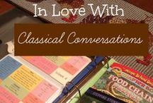Classical Education / Classical Education is a popular homeschool style.