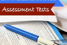 Testing resources / Standardized tests options and screening tests for special needs and learning issues.