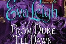 From Duke Till Dawn / Book #1 in The London Underground historical romance series. Available May 30, 2017