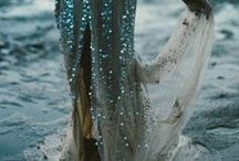 * G o d d e s s e * / For the mermaids and fairies  / by * A l i s e *