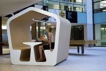Group Study / Study Pods, School Furniture, Educational Furniture