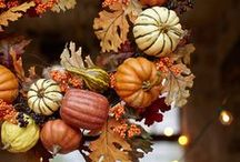Autumn decorating ideas / Autumn decorating ideas for photographers