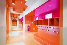 Education Interiors / Stunning school, university and college interior designs