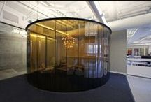 Meeting pods / Meeting pods, quiet areas, privacy screens