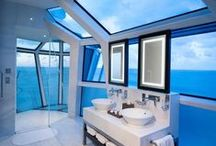 Bathrooms / Bathrooms decor and interiors