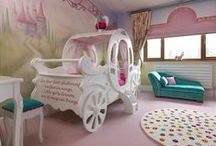 Bedrooms for Girls / Kids Bedrooms, girl bedroom decor