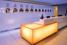 Counters / Counters, Reception desks, serving counters