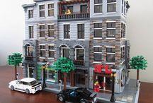 Lego Modular / by Jim Bo
