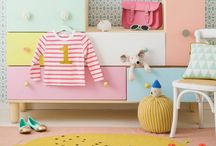 Chasin' Ivy (Home) / Kids room, pink, at home, home, home decor, decorate, children's room, room inspiration, design, interior design, baby room, nursery, stylish home, girls room