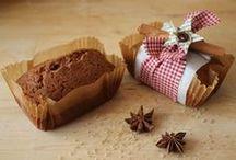 Pains d'épices / produits, idées cadeaux gourmands, packaging & recettes pour le pain d'épices