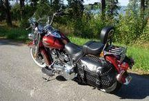 Harley Davidson / Harley Davidson heritage softail classic vm. 2009