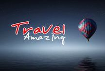 Travel Amazing / Amazing travels. Just Awesomeness! If you are invited be awesome, but don't abuse your privilege.  If you do you are outta here! Absolutely travel related ONLY! More than 5 pins per day is considered spam.