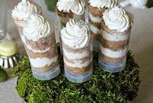 PUSH CAKES / Des idées, des recettes de push cakes !