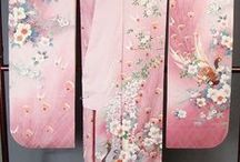 Japanese Kimono & Embroidery / All things pertaining to the beautiful art of the Japanese Kimono and Japanese Embroidery, from finished dress, to embroidery examples, to fabric images, and more.