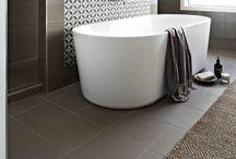 bathroom / Inspirational shower